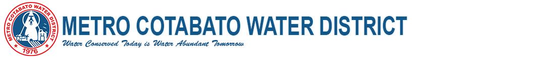 Metro Cotabato Water District Logo